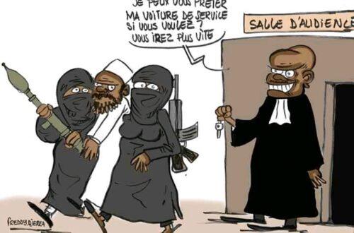 Article : Tchad Justice, Impunité: panique au tribunal de grande instance de Ndjaména